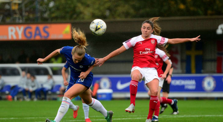 FA WSL (5e journée) : Arsenal a survolé le derby, festival offensif pour Manchester City