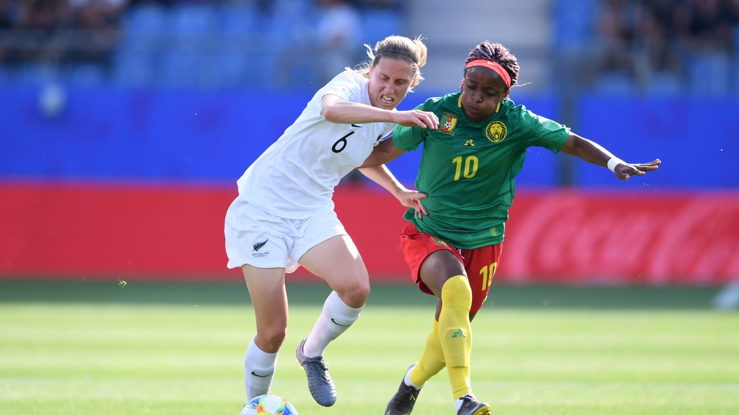 D1: Guingamp officialise l'arrivée de l'internationale camerounaise Jeannette Yango