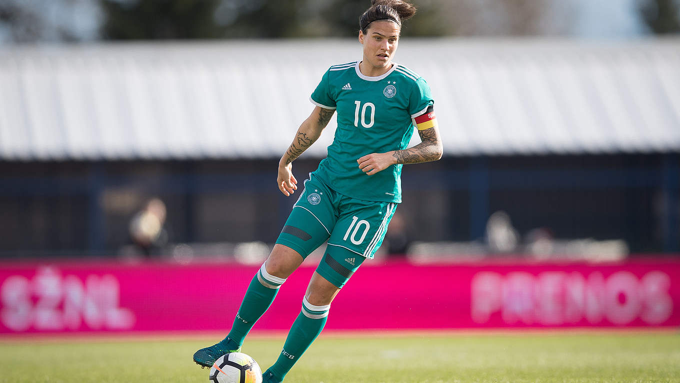 Allemagne : Dzsenifer Marozsan n'est plus capitaine de la Nationalmannschaft