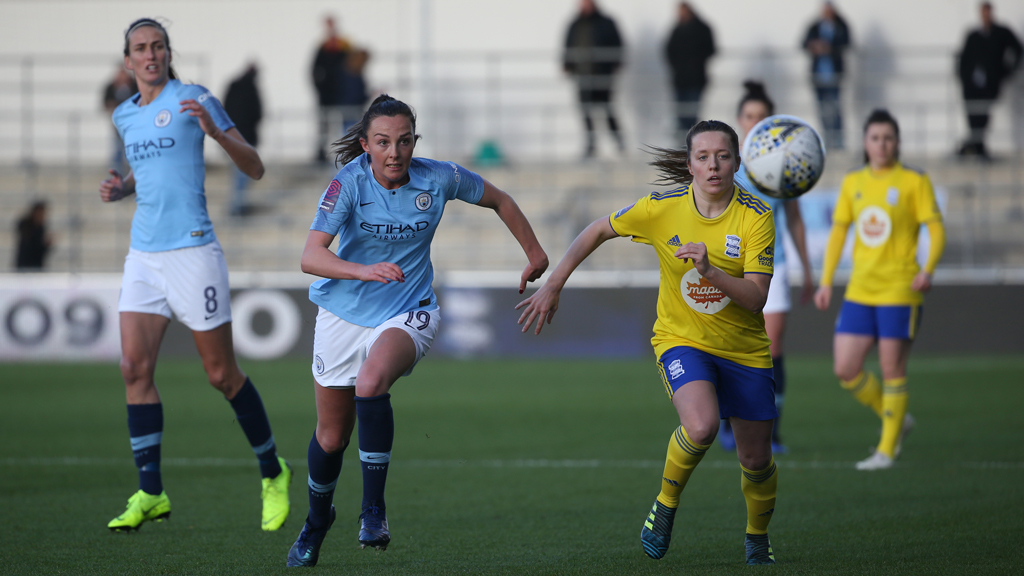 FA WSL (12e journée): Manchester City revient sur Arsenal, Reading accroché par Liverpool