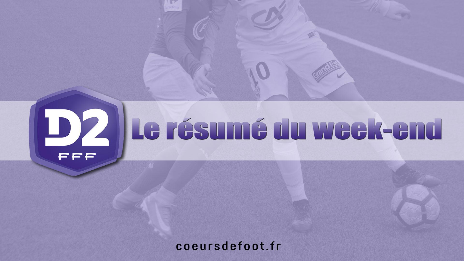 D2 (9e journée) : Issy met Brest à distance (Groupe A), Une première place en sursis pour les Vertes (Groupe B) - Coeurs de Foot