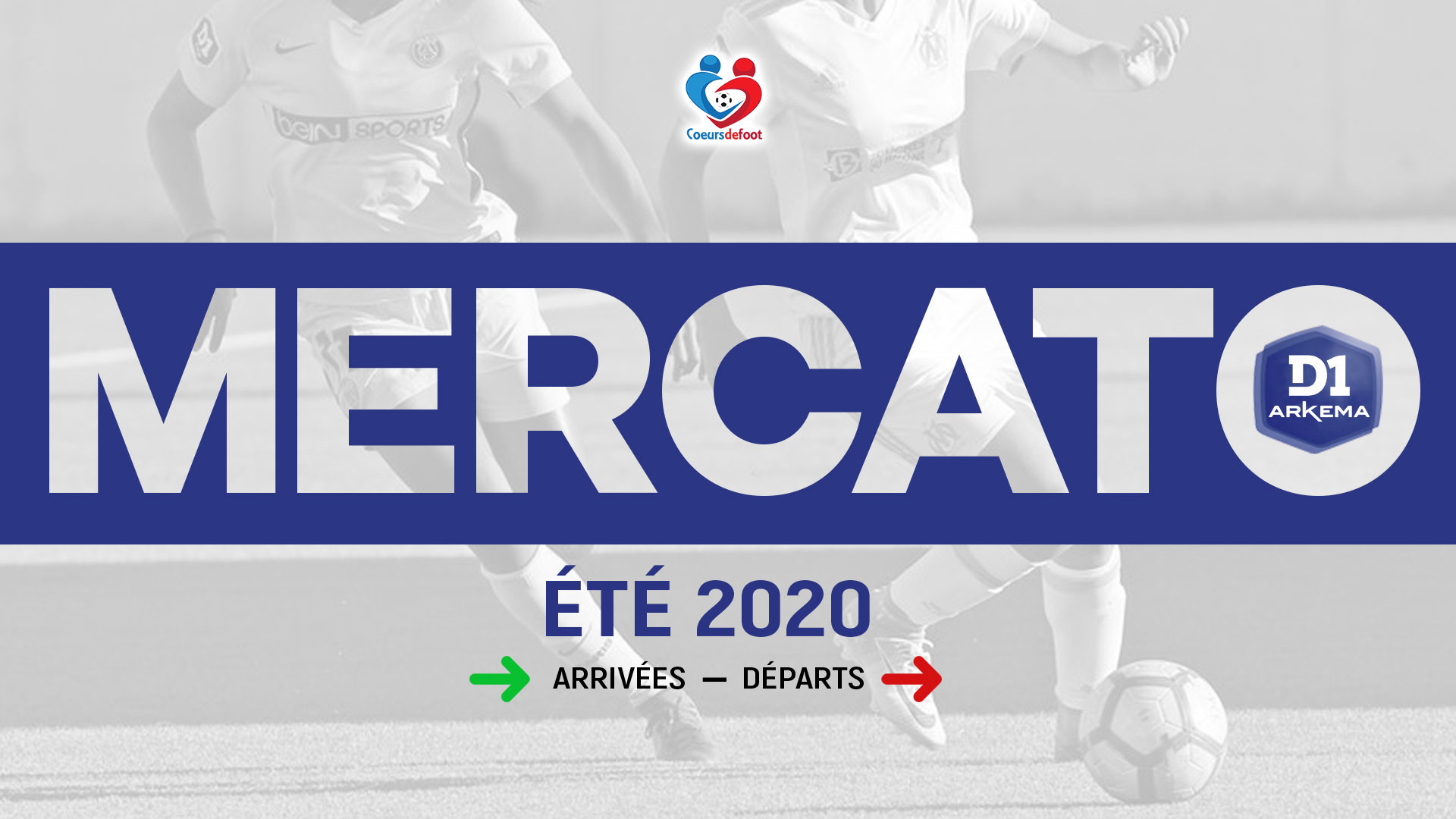 Mercato estival 2020 : Le point sur les mouvements en D1