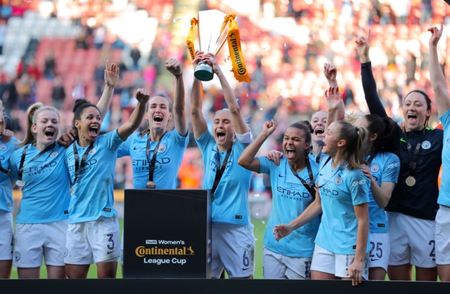 FA WSL : Manchester City remporte la Coupe de la Ligue face à Arsenal