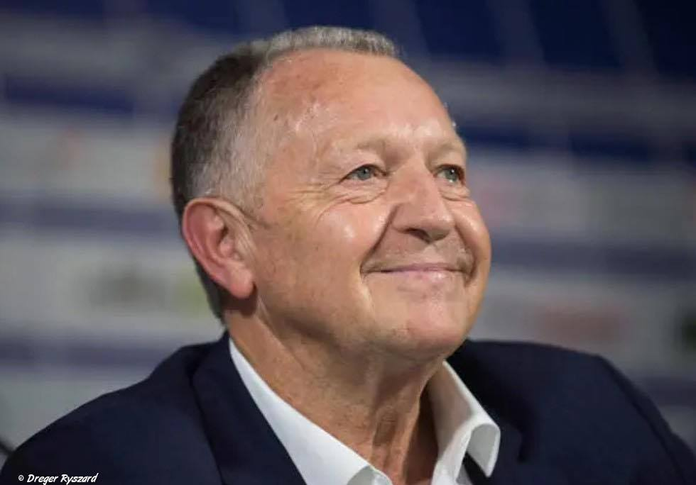 Jean-Michel Aulas (OL) : « Elles ont envie de jouer le match retour le plus vite possible »