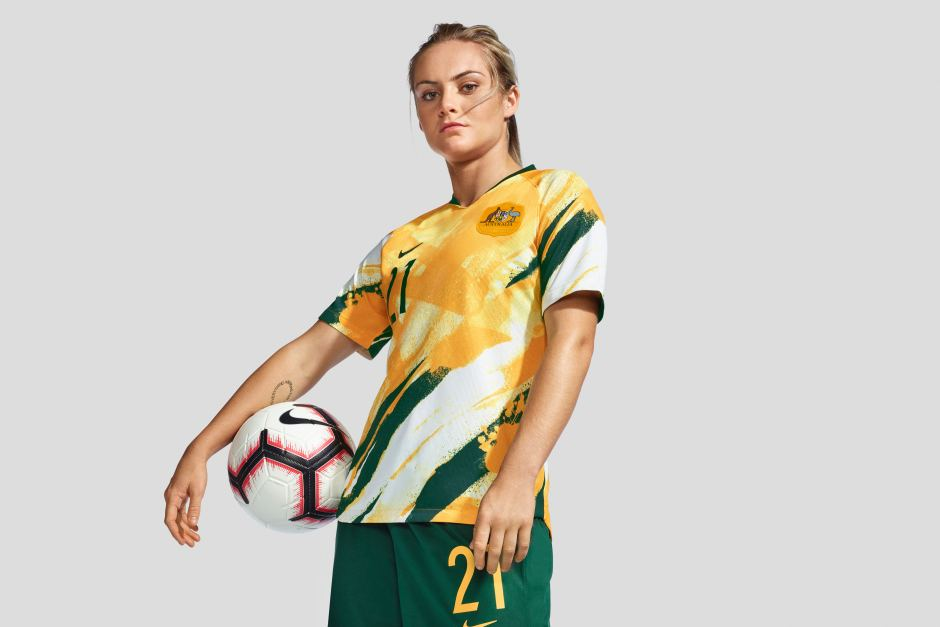 Mercato : L'internationale australienne, Ellie Carpenter s'engage avec l'OL