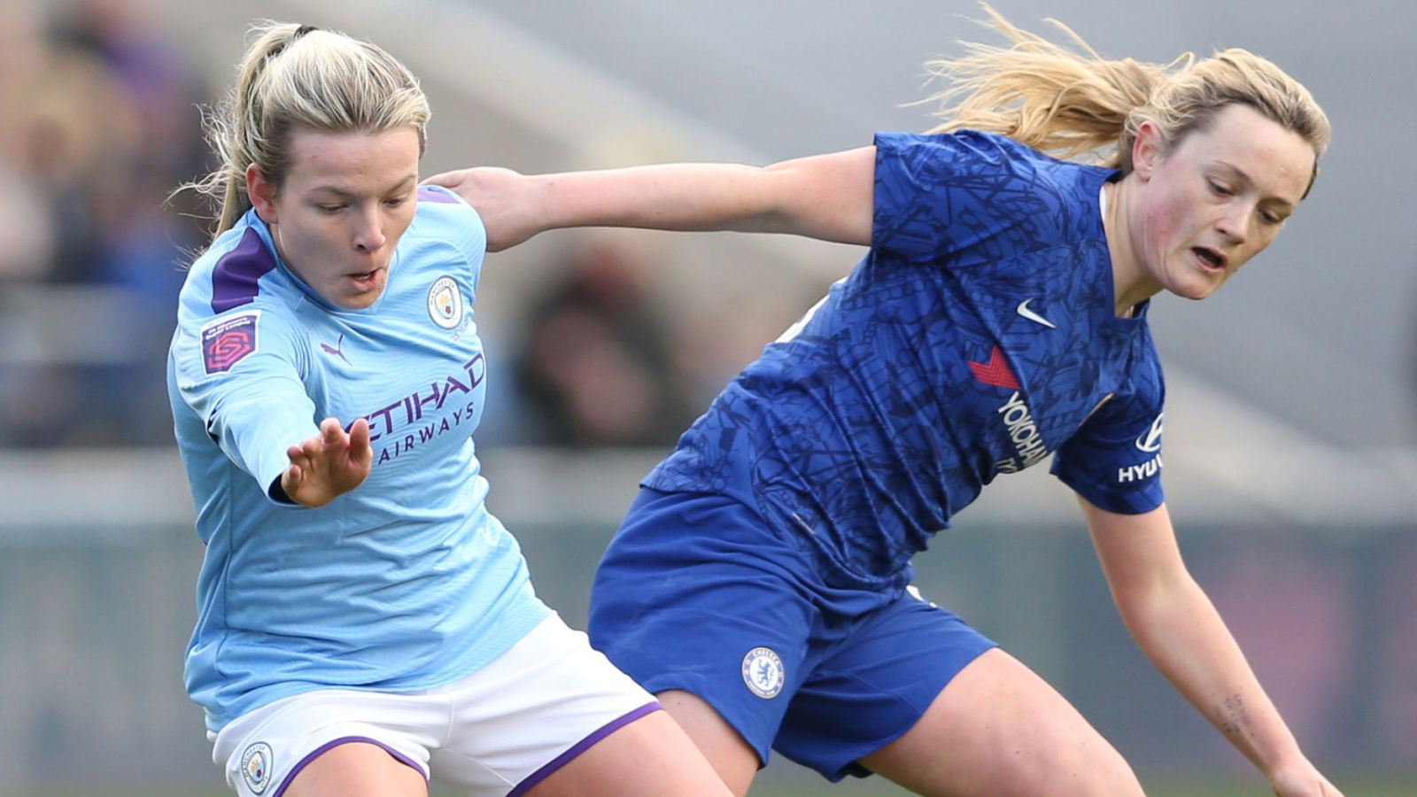 FA WSL (17e journée) : Chelsea et City font le spectacle à Manchester, Bristol a renversé la table